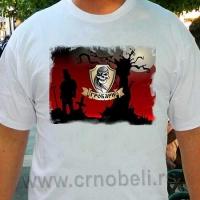 Groblje - Majica bela