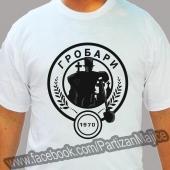 Grobari 1970 - Majica bela