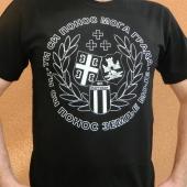 Ponos zemlje moje - Majica crna
