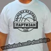Najbolje iz Srbije - Majica bela