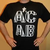 ACAB - Majica crna